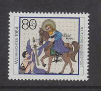 1984 WEST GERMANY MNH STAMP DEUTSCHE BUNDESPOST  CHRISTMAS SG 2081