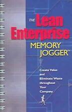 The Lean Enterprise Memory Jogger, Very Good Condition Book, MacInnes, Richard L