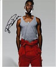 "Nathan Stewart-Jarrett - Colour 10""x 8"" Signed Photo - UACC RD223"