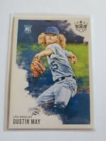 2020 PANINI DIAMOND KINGS DUSTIN MAY ROOKIE DODGERS # 73