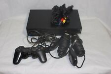 Sony PlayStation 2 PS2 SCPH-50001 With HDD Adapter (G108485-2 AR V-3)