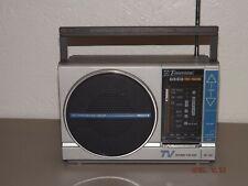 Emerson Pm3909 Am/Fm Portable Radio Tested Work Euc