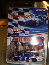 1991 JEFF GORDON 1/64 SCALE ACTION #1 Carolina Ford Dealers Thunderbird New