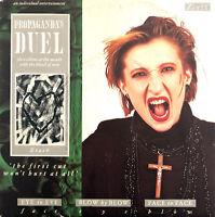 """Propaganda 7"""" Duel - France (VG+/VG+)"""