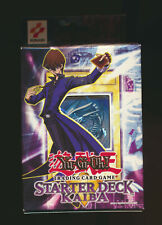 ORIGINAL Yugioh ENGLISH Unlimited Starter Deck Kaiba FACTORY SEALED!!