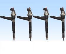 4 x Iniettore OPEL ASTRA H 1.7 CDTI Opel Meriva H 1.7 CDTI 095000-5082 DCRI 105080