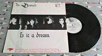 """The Damned - Is it a Dream 12"""" MCA GRIM T3 A3/B3 EX/VG"""