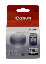 Canon PG-210XL Black Ink Cartridge 2973B012 Genuine New