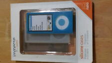Apple iPod Nano 5th Gen Immerse Griffin Silicone Case for 3 pk set colors NEW