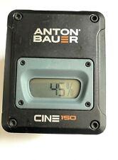 Anton Bauer Cine 150 Gold-Mount use Battery 8675-0104