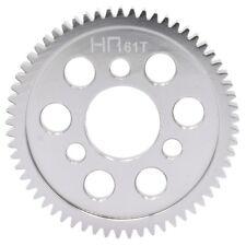Hot Racing MRC861H Losi 1/18 Mini Hard Anodized Aluminum Spur Gear (61T)