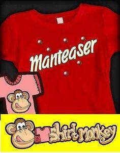 Manteaser. Malteaser Style T-shirt - Ladies Many Colours.