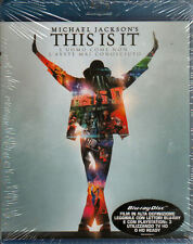 Sony Pictures Blu-ray This IS IT 2009 Musica Leggera
