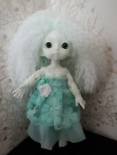CLOTHES for BJD 1/8 doll (luts, pukifee) green