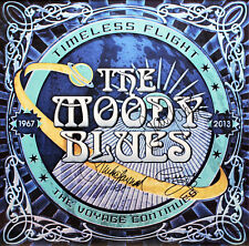 The Moody Blues hand signed large poster, Justin Hayward, Jon Lodge and Edge.