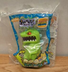 "Rugrats ""Reptar"" Toy Figure 1998 Burger King Kids Club The Rugrats Movie"