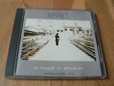 Gérard Manset : Il Voyage en Solitaire (Remixage 1988) - CD EMI