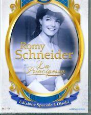 Romy Schneider La Principessa Sissi (box 4 Dvd)
