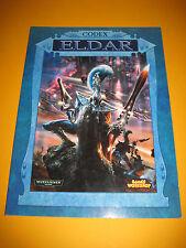 Warhammer 40k - Codex - Eldar