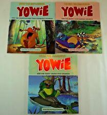 3 x YOWIE Books Geoff and Bruce Courtenay Childrens Australian Story Book