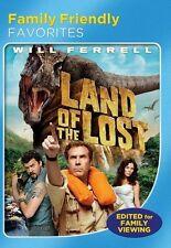 Land of the Lost (Will Ferrell) - Region Free DVD - Sealed