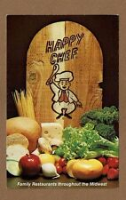 Happy Chef Restaurants, home office Mankato,MN Minnesota