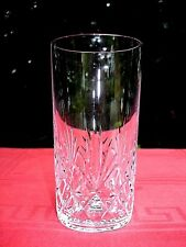 SAINT LOUIS MASSENET HIGHBALL WHISKEY GLASS VERRE GOBELET WHISKY CRISTAL TAILLÉ