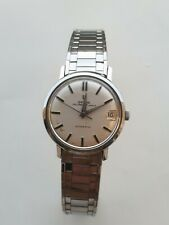 """VINTAGE Universal Geneve Polerouter MICRO-ROTOR Cal.69 MEN'S XRARE """"28 JEWELS"""