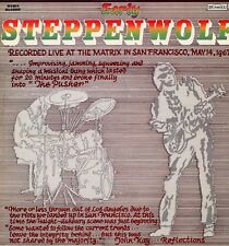 "STEPPENWOLF ""RECORDED LIVE MATRIX 1967"" ORIG US 1969 EX/EX"