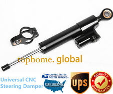 Universal CNC Steering Damper Stabilizer Linear Reversed Safety Control US
