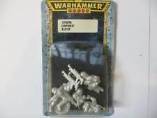 CHIMERA TANK COMMANDER & CREW - OOP Warhammer 40K Astra Militarum