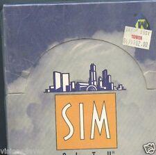 SIM CITY BOX SET * SEALED* STARTER DECKS*   10 DECKS*  1994 MAYFAIR GAMES