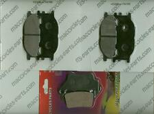 Yamaha Disc Brake Pads MT-03 2006-2014 Front & Rear (3 sets)