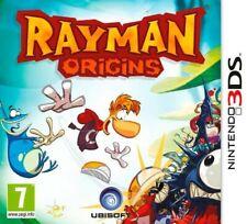 Nintendo 3DS Spiel - Rayman Origins UK DE/EN mit OVP