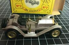 Matchbox Lesney Models of Yesteryear 1913 Mercer Raceabout England Y-7B Boxed