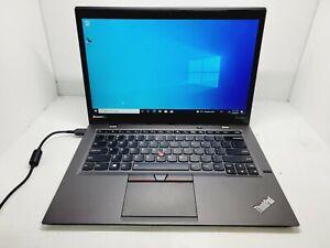 Lenovo ThinkPad X1 Carbon 3rd Gen i5-5300U 8GB Ram 120GB SSD TOUCHSCREEN READ