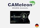 NFC Schutzhülle I für EC-Karten, Kreditkarten I RFID Schutzhülle