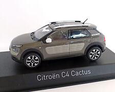 Citroen C4 Cactus 2014, olive brown, NOREV 1:43