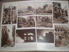Photo article Spain civil war air raid havoc Madrid 1936 ref AZ