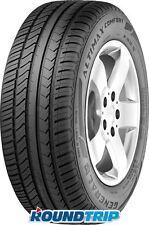2x General Tire Altimax Comfort 155/70 R13 75T