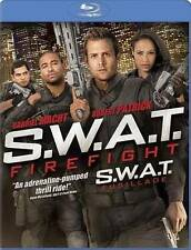 S.W.A.T.: Fire Fight (Blu-ray Disc, 2011)  Gabriel Macht, Carly Pope,  SWAT