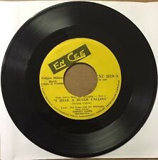 "Johnny Gomez ""I Hear A Bugle Calling"" / ""God Gave Them"" Calypso 45 Rpm"