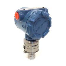 Pressure Transmitter 3051S1TG1A2E11A1BI1P1Q4Q8 Rosemount *New*