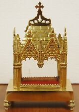 SMALL RELIC HOUSE / SHRINE / RELIQUARY FOR YOUR RELIC - 4 - (CHURCH, RELIGIOUS)