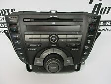 09-14 Acura TL Dvd Radio GPS Navigation CD Unit With Code 39100-TK4-A100 3PB0