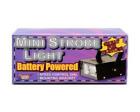 Halloween Miniature Battery Operated Strobe Light