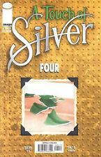 A TOUCH OF SILVER # 4 - COMIC - 1997 - 8.5