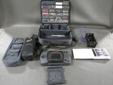 Atari Lynx II 2 Console + Games + Carrying Case Collection RARE Hard to Find