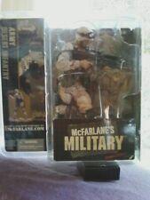 MCFARLANE'S MILITARY ARMY DESERT INFANTRY (PLUS)  BATTLE PLATOON SOLDIER