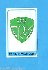 BELGIO-FOOTBALL 1972/73-PANINI-Figurina n.255- RACING MEC.- SCUDETTO/EMBLEEM-Rec